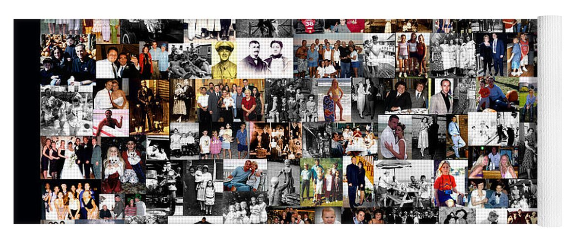 extended family photo collage