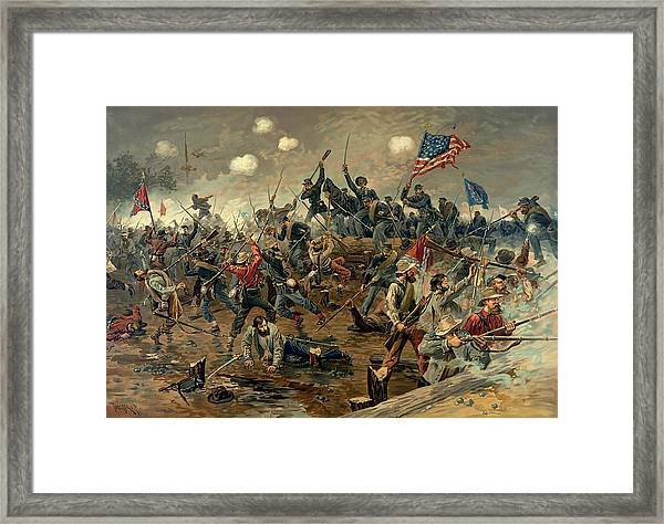 battle of spotsylvania american