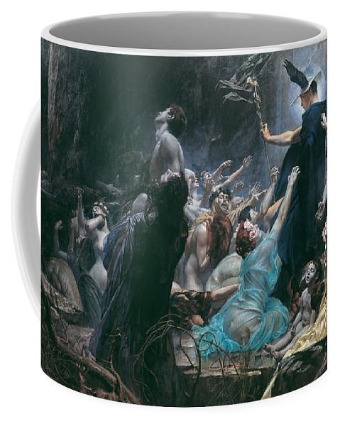 The Souls Of Acheron : souls, acheron, Souls, Acheron, Coffee, Adolf, Hiremy-Hirschl