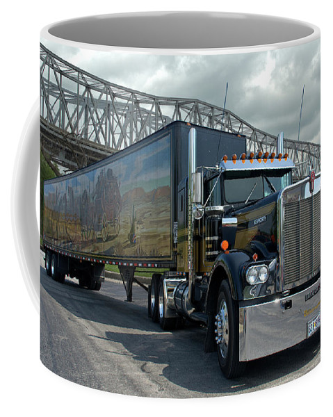 The Orgainal Smokey And The Bandit 1973 Kenworth W900A