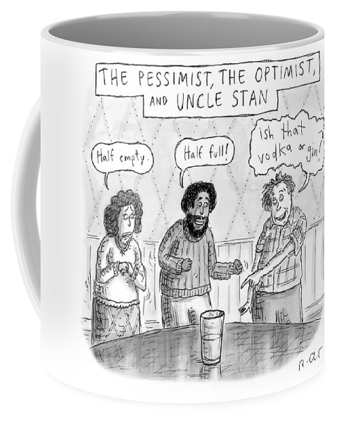 the pessimist the optimist