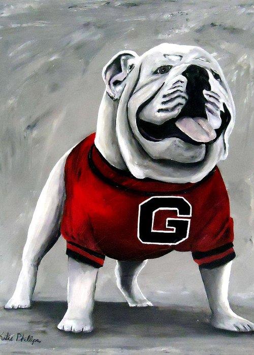 Bulldogs For Sale In Georgia : bulldogs, georgia, Georgia, Bulldogs, Greeting, Cards, America