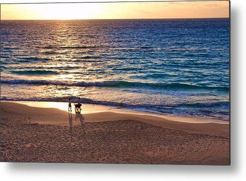 Morning Walk On The Beach by Tatiana Travelways