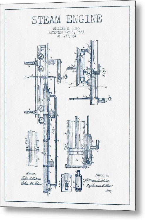 Steam Engine Patent