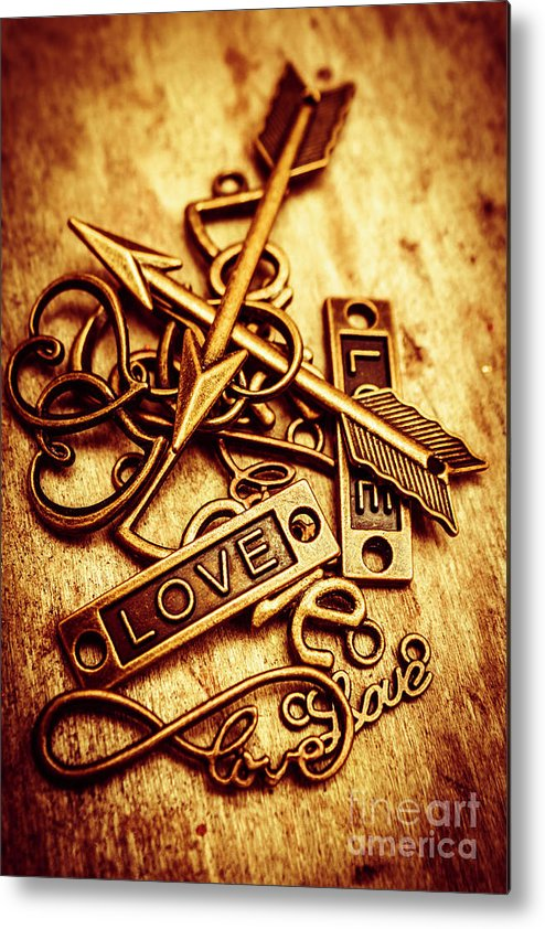 love charms in romantic