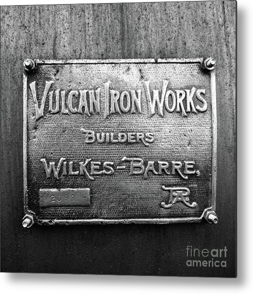Vulcan Iron Works Wilkes Barre