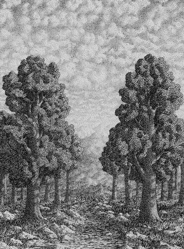 Pen And Ink Clouds : clouds, Clouds, Howto, Techno