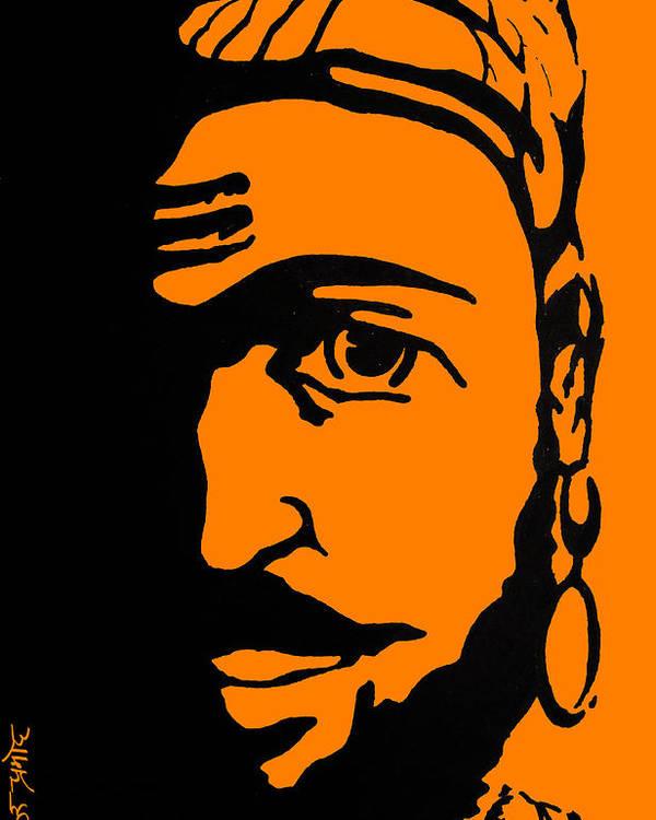 Shivaji Maharaj Hd Wallpaper For Pc Pop Art Of Shivaji Maharaj Poster By Pramod Masurkar
