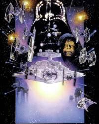 Star Wars Episode V - The Empire Strikes Back 1980 Poster ...