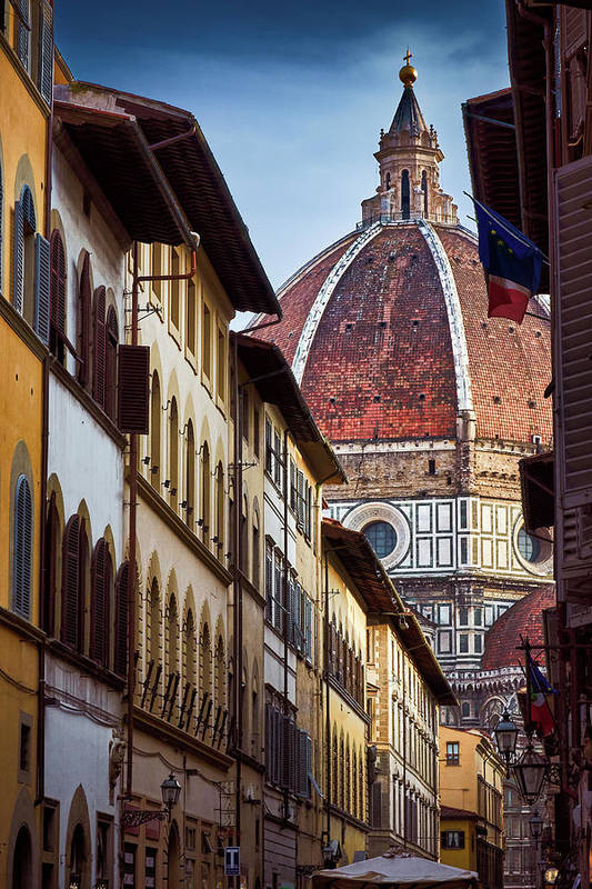 Medieval destination in a modern era, a look at Santa María del Fiore in Florence by Eduardo José Accorinti