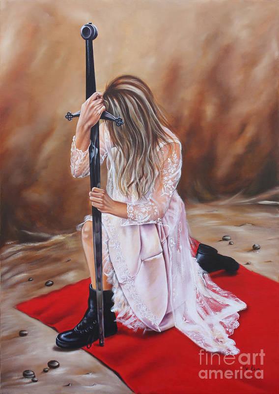 Bride Of Christ Paintings  Fine Art America