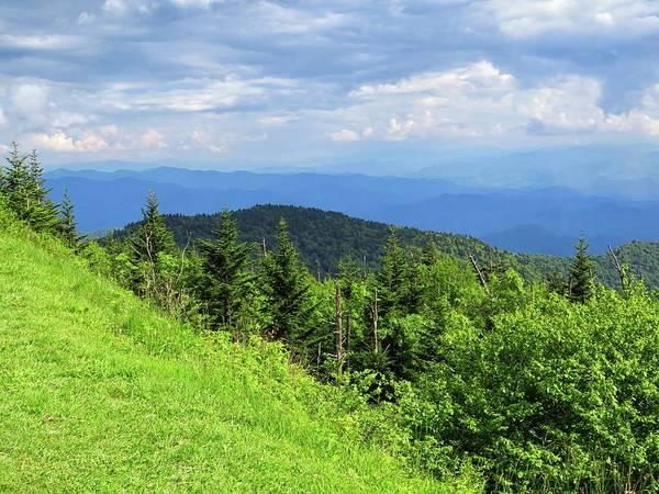 Smoky Mountain Vista by Connor Beekman