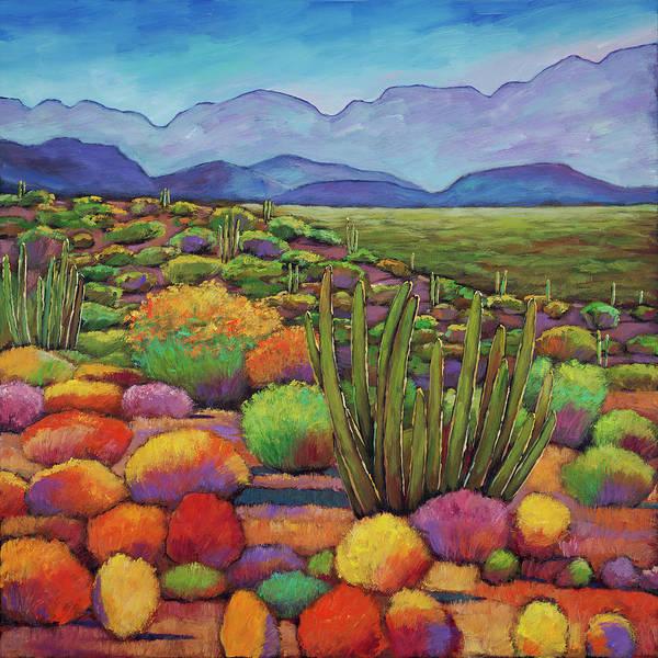 desert landscape paintings fine