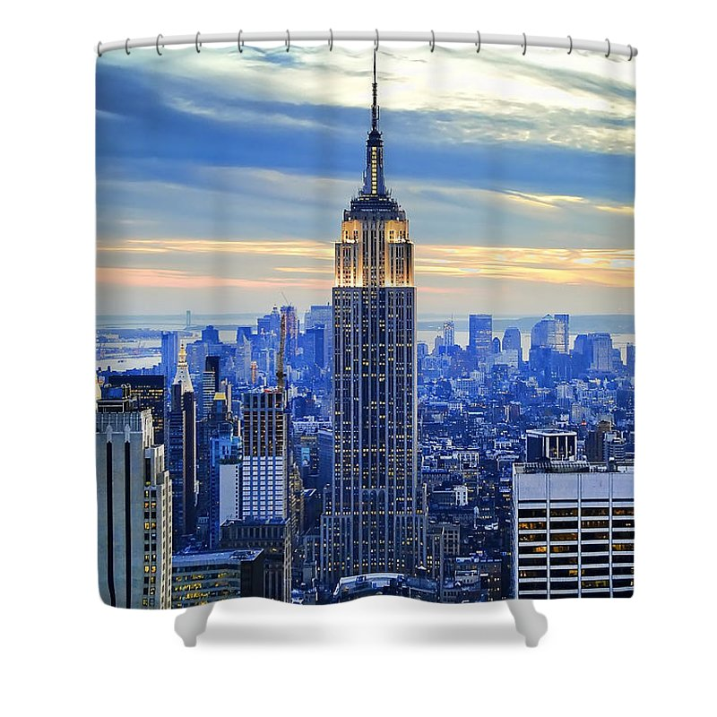 Central Park Shower Curtains Fine Art America