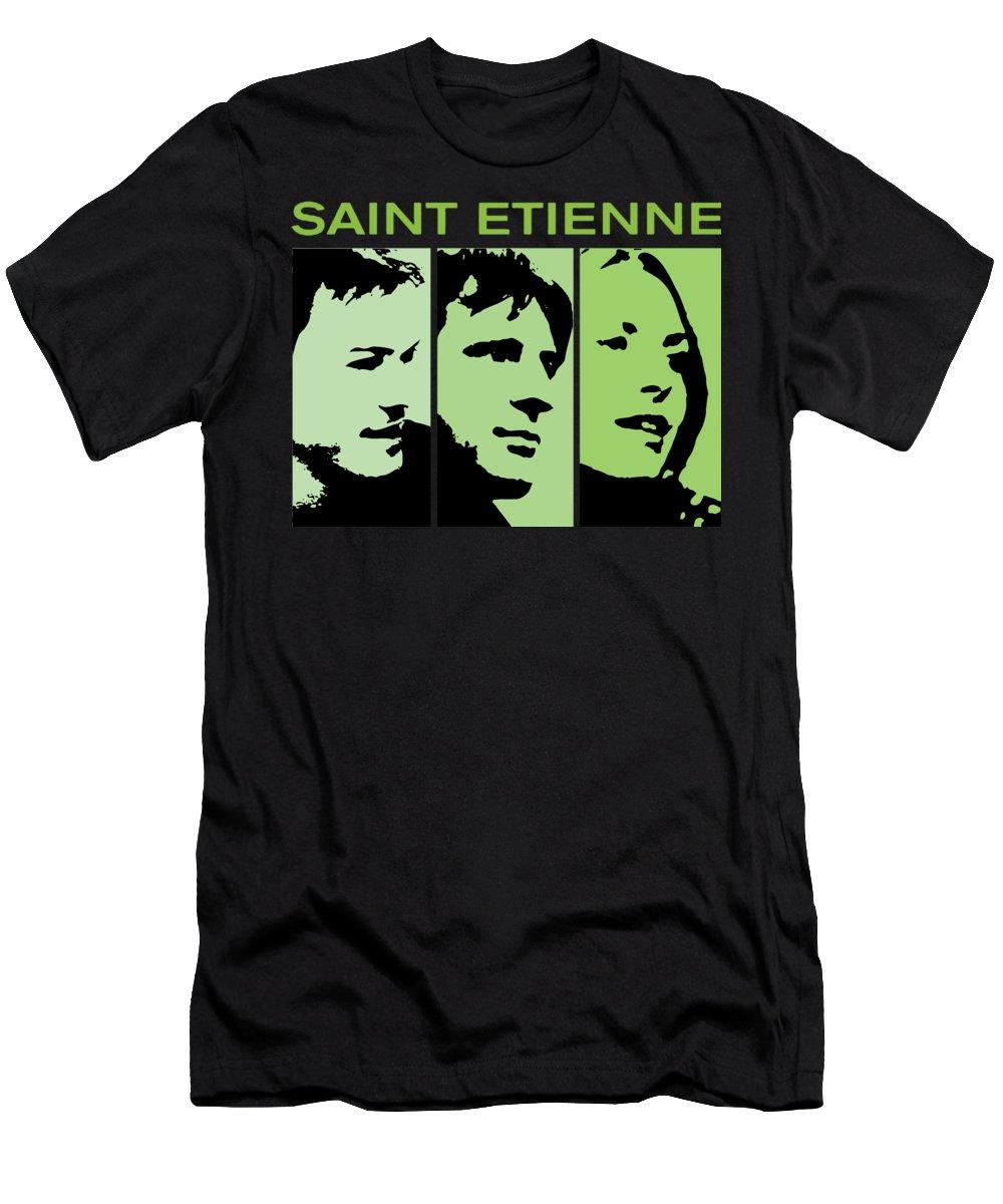 Made In Saint Etienne : saint, etienne, Saint, Etienne, T-Shirt