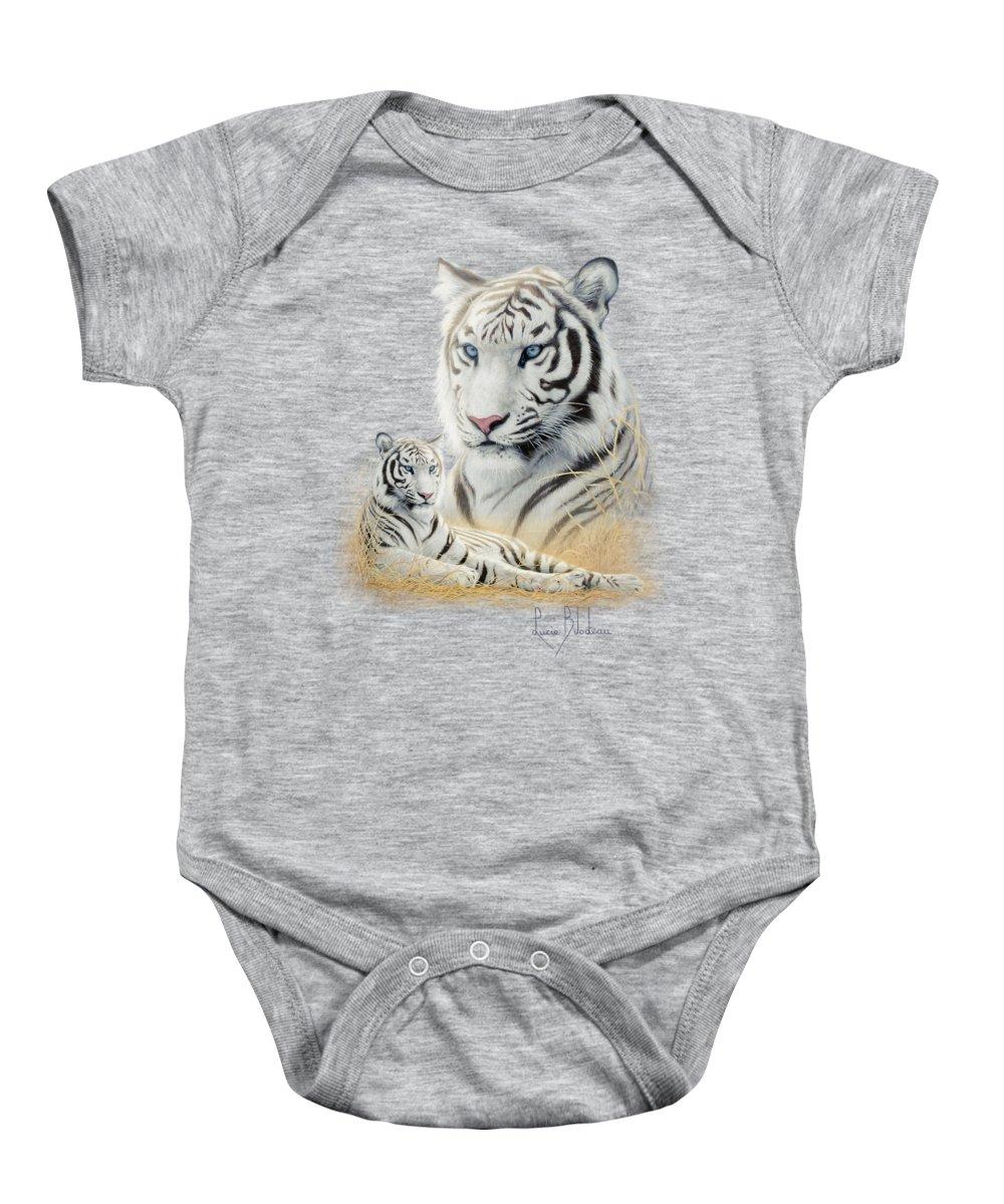 White Tiger For Sale : white, tiger, White, Tiger, Onesie, Lucie, Bilodeau