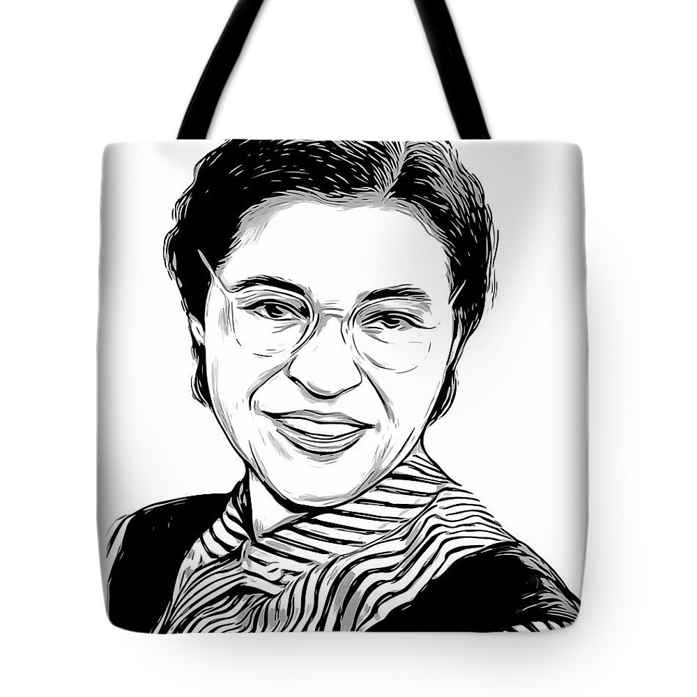 rosa parks tote bag for sale by greg joens [ 1000 x 1000 Pixel ]