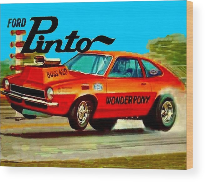 boss ford pinto wonder