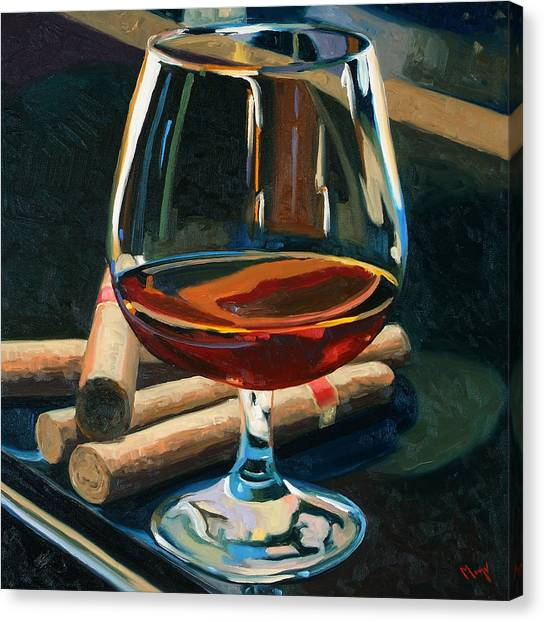 wine bottle canvas prints