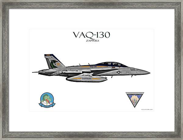 Vaq-130 Growler Digital Art by Clay Greunke