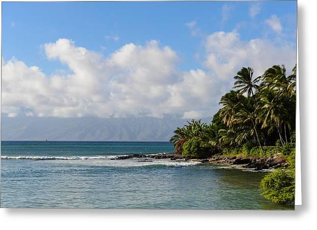 Kaanapali Beach Maui Photograph By Brandon Bourdages