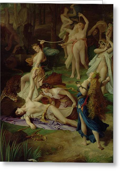 Image result for orpheus in painting