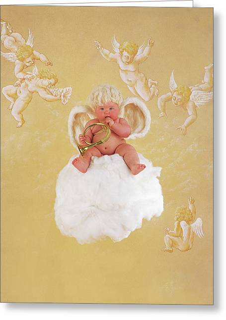 Anne Geddes Greeting Cards