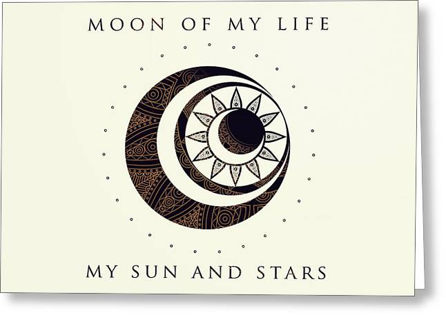 Game Thrones My Sun And Stars Quote