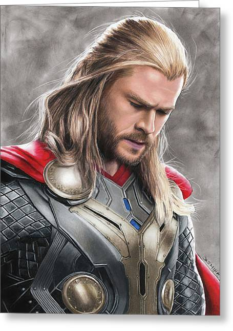 Iphone X Dimensions For Wallpaper 18 9 Thor Drawing Drawing By Jasmina Susak