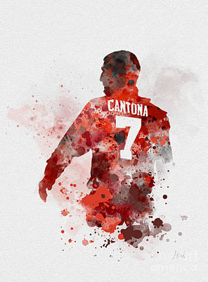 Download eric cantona football wallpaper for your desktop device. Cantona Posters Fine Art America