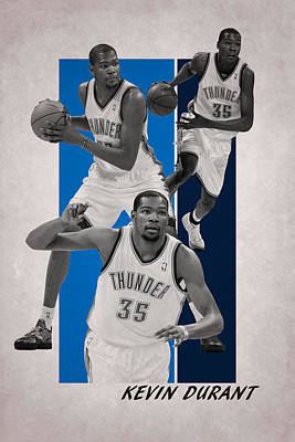 kevin durant posters fine art america