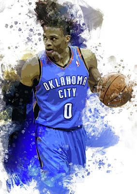 oklahoma city thunder basketball nba
