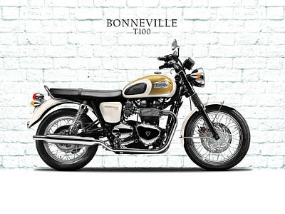 Triumph Motorcycle Posters for Sale (Page #9 of 28)