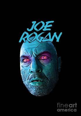 joe rogan posters fine art america