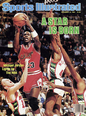 sports illustrated chicago bulls posters