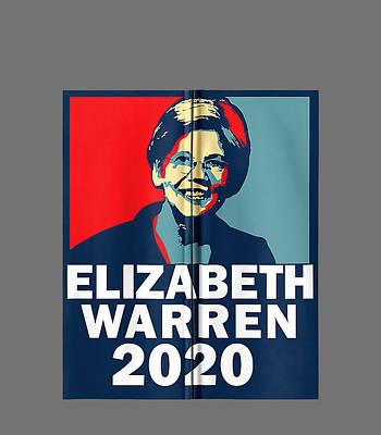 elizabeth warren posters fine art america