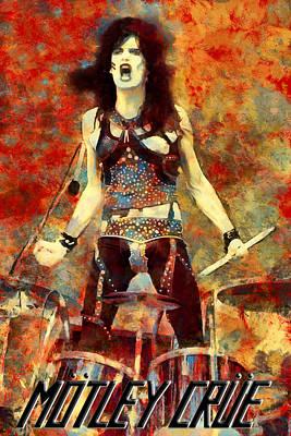 motley crue posters fine art america