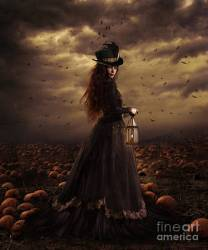 Gothic Fantasy Art Fine Art America