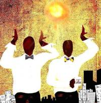 Omega Psi Phi Art for Sale