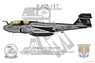 Vaq-137 Digital Art by Clay Greunke