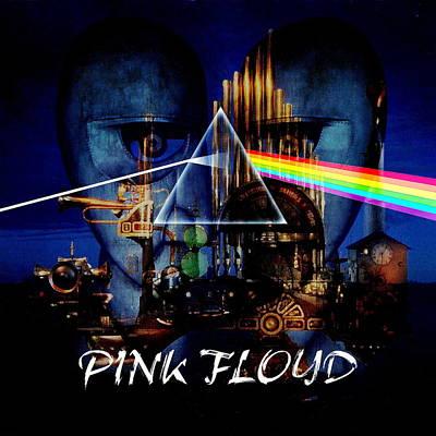 Pink Floyd Art Fine Art America