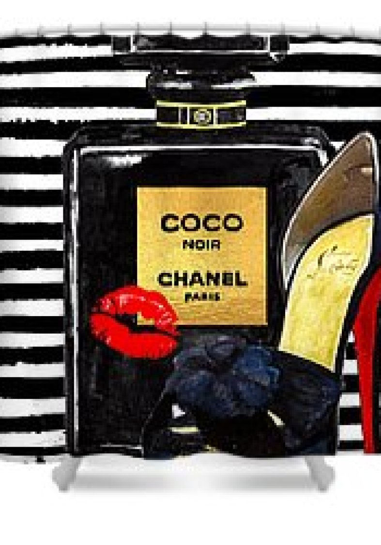 Coco Chanel Shower Curtains Page 6 Of 41 Pixels