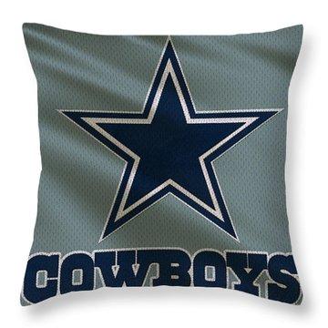 Dallas Cowboys Throw Pillows  Fine Art America