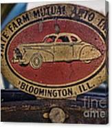 vintage state farm insurance logo poster