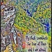 Psalm 119 110 Digital Art by Michelle Greene Wheeler