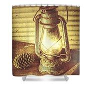 Early Settler Oil Lamp Throw Pillow for Sale by Jorgo ...