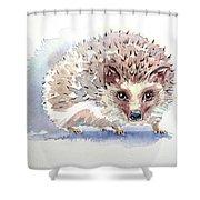 hedgehog by luisa millicent