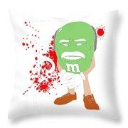 dr phil throw pillow