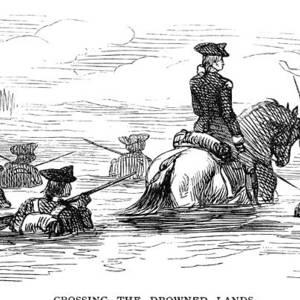 Revolutionary War: Cartoon Photograph by Granger