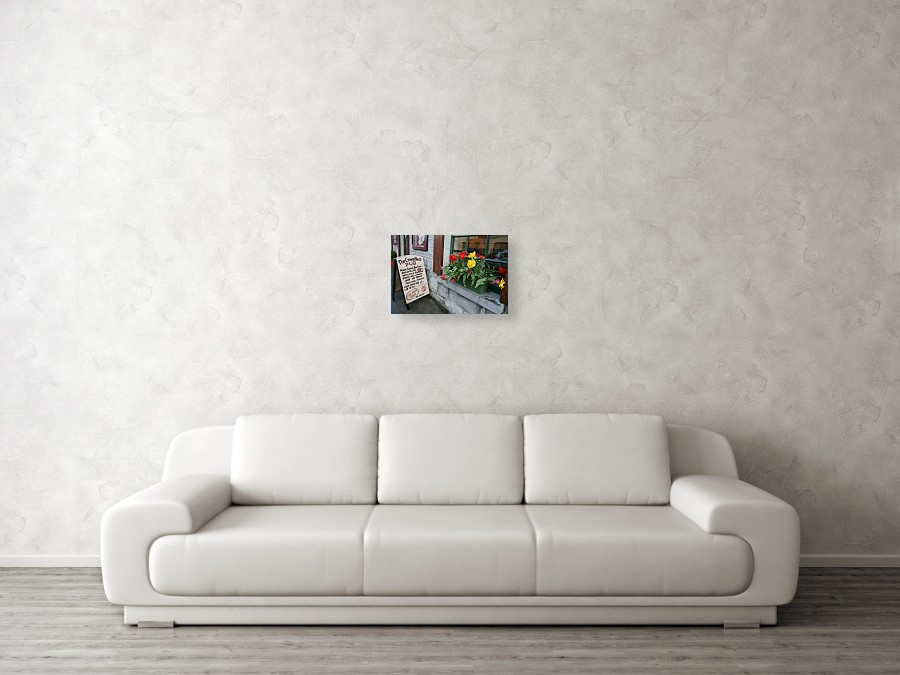 simply sofas crows nest sofa selber bauen europaletten the crow s pub in cong ireland acrylic print by melinda saminski wall view 003